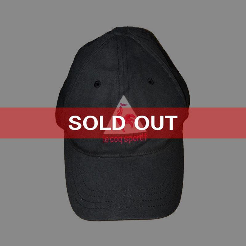 【USED】LE COQ CAP