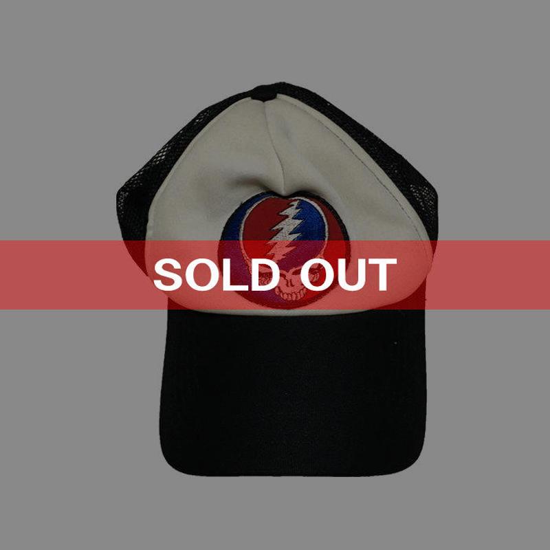 【USED】GREATFUL DEAD MESH CAP