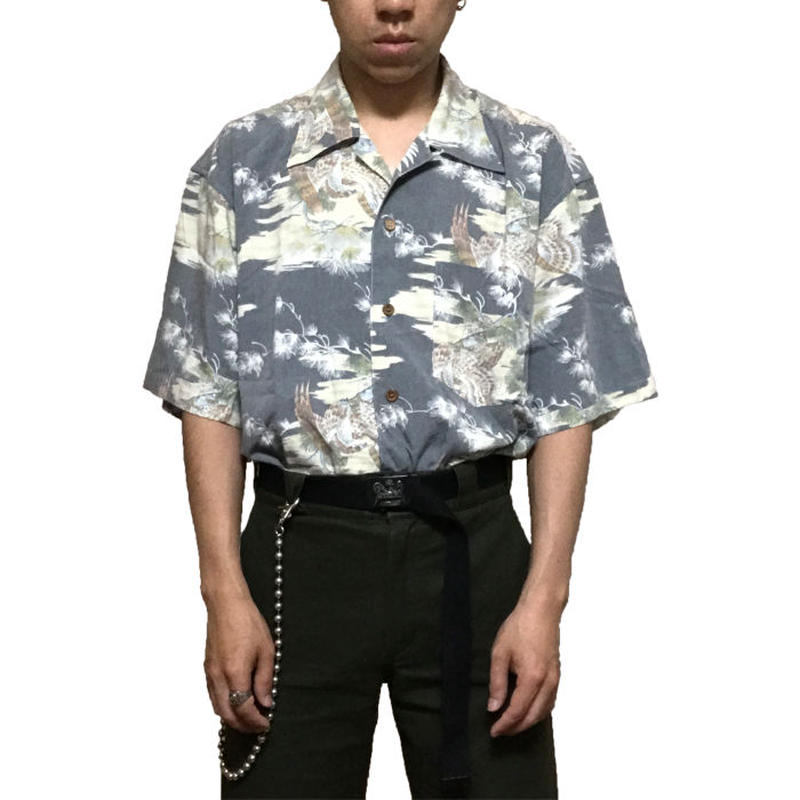 【UESD】KANSAI MAN ALOHA SHIRT