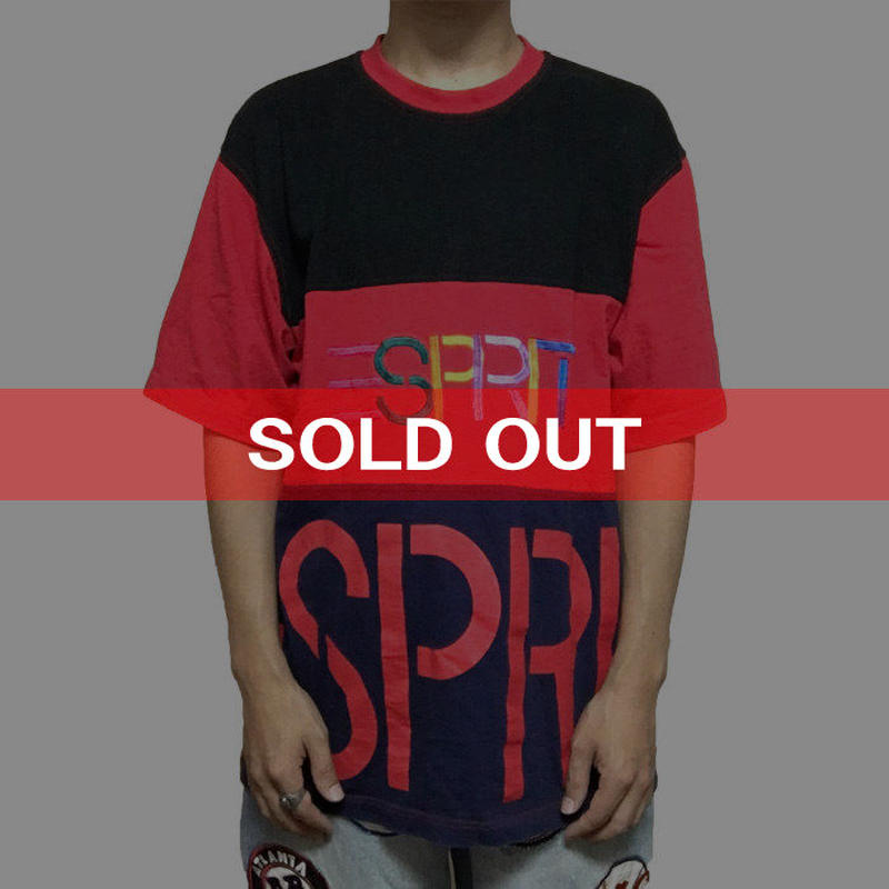 【USED】90'S ESPRIT BIG T-SHIRT