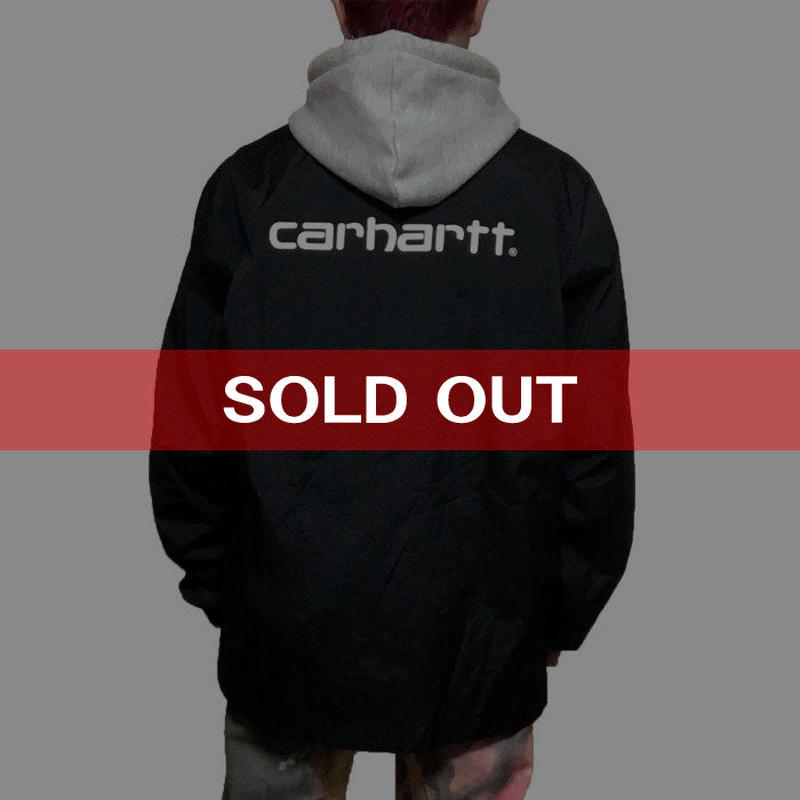 【USED】CARHARTT COACH JACKET