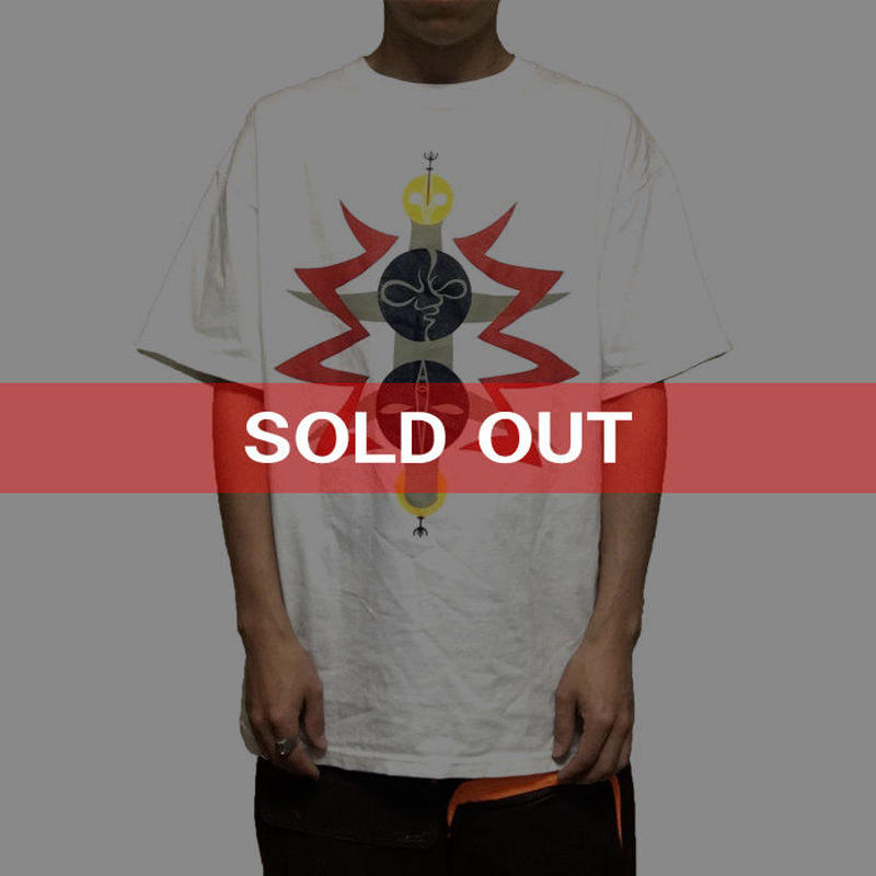 "【USED】00'S TARO OKAMOTO ""TOWER OF THE SUN"" T-SHIRT"