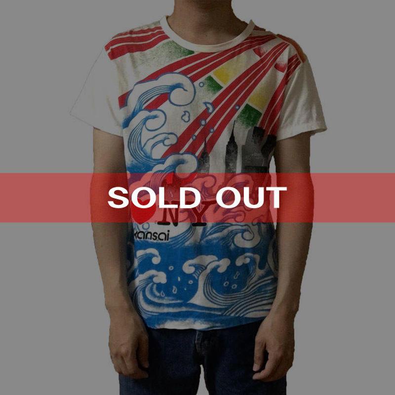 【USED】80'S VINTAGE KANSAI T-SHIRT
