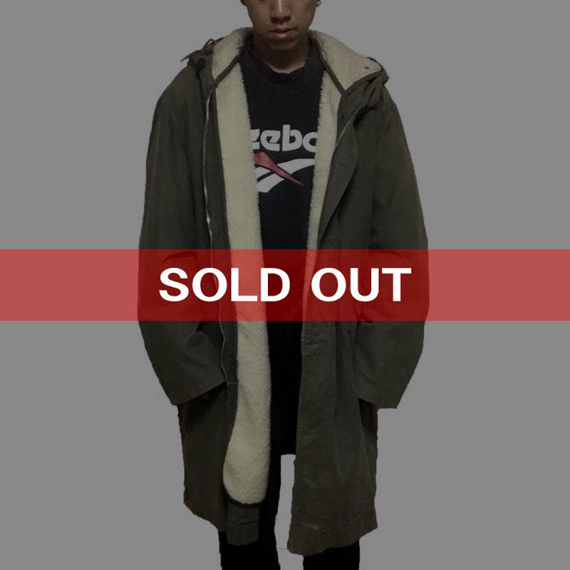 【USED】90'S HELMUT LANG MODS COAT MADE IN ITALY
