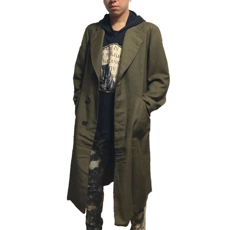 【USED】60'S-70'S OLD CHESTERFIELD COAT
