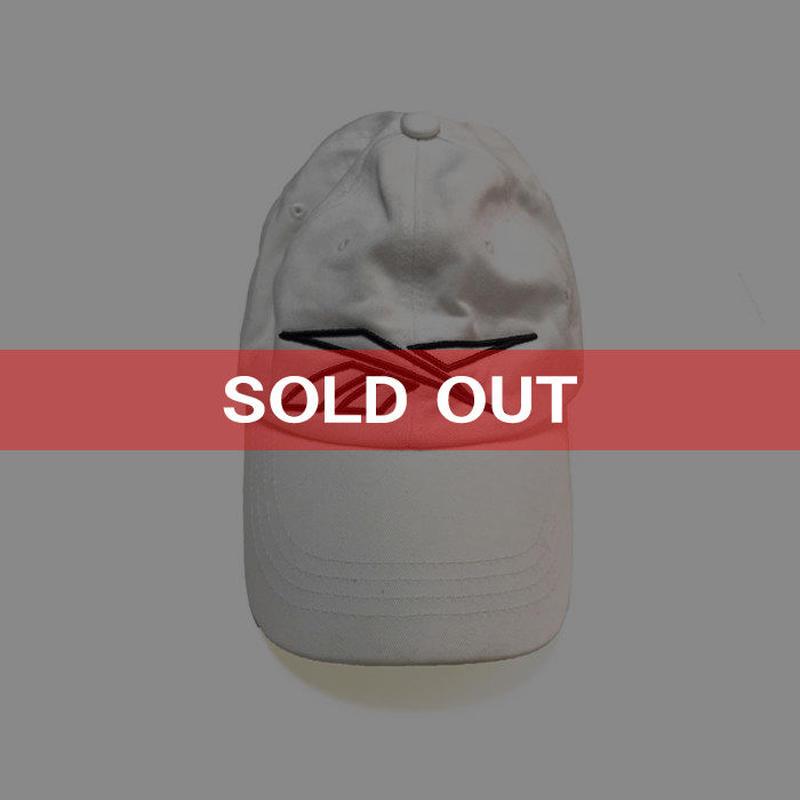 【USED】00'S REEBOK BIG VECTOR LOGO CAP