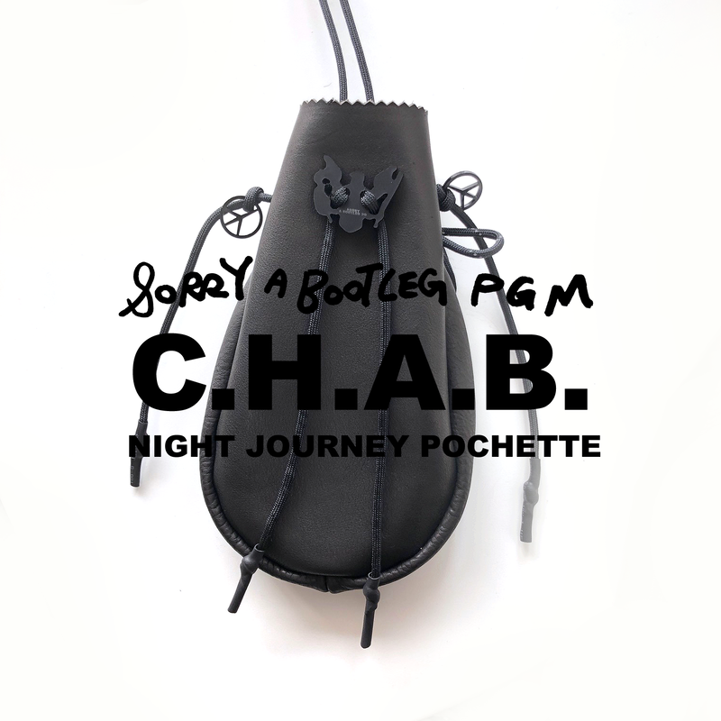 Night journey pochette -C.H.A.B.-