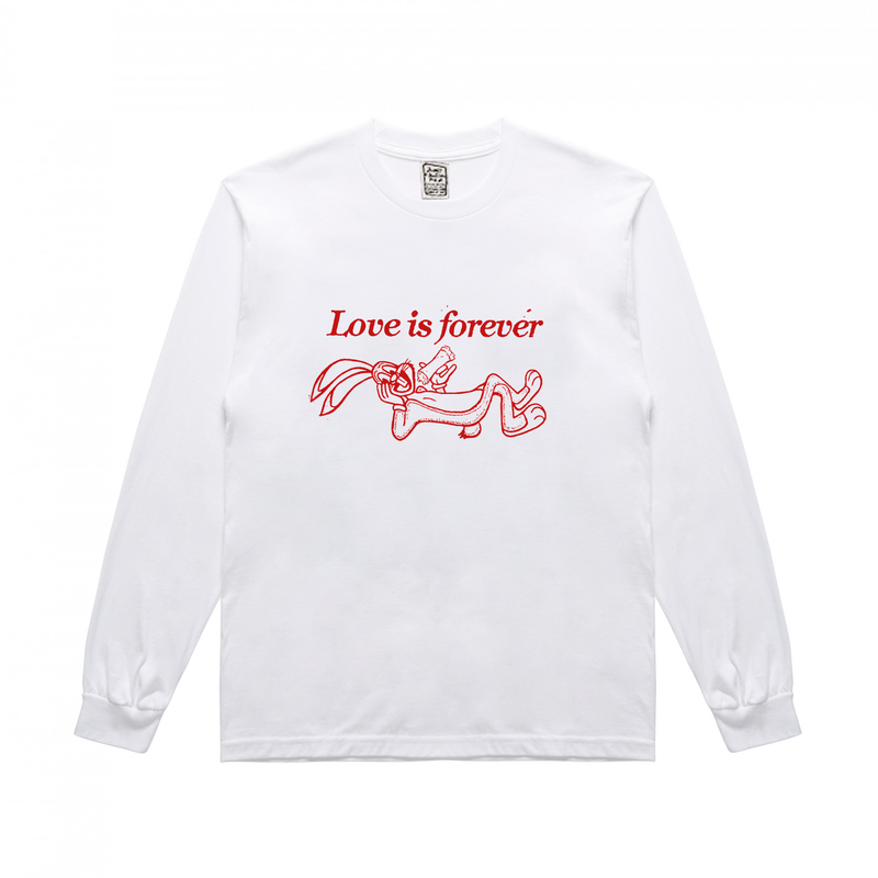 Love is forever - Sorry a bootlg pgm 19s/s Long sleeve (WH)
