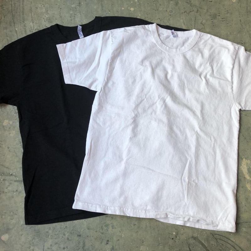 LA APPAREL  / Garment Dye 8.5oz