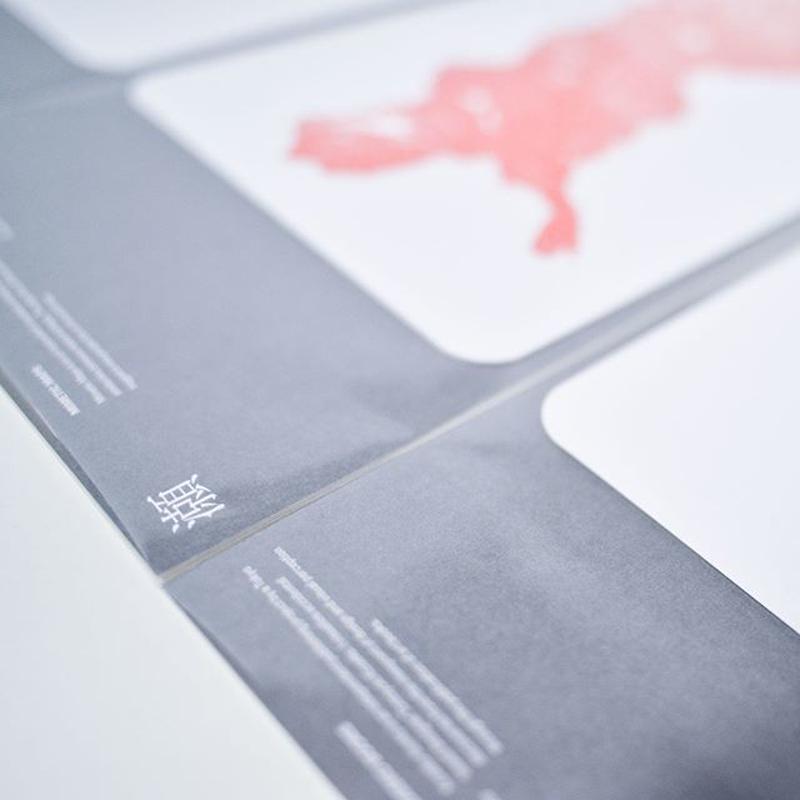 Postcard|肉する擬態地図