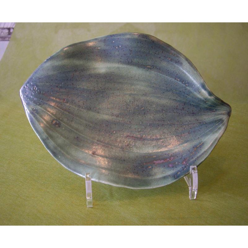 cotomotoca キボウシの葉 中皿