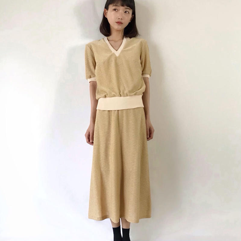 Vintage tops and skirt