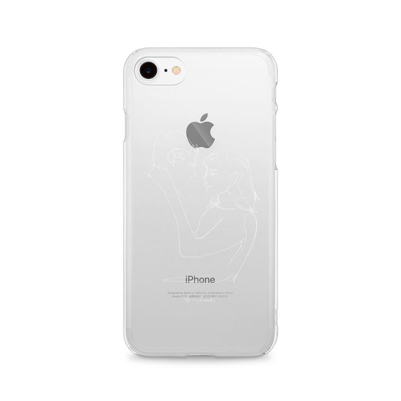 iPhone case( o.d )white