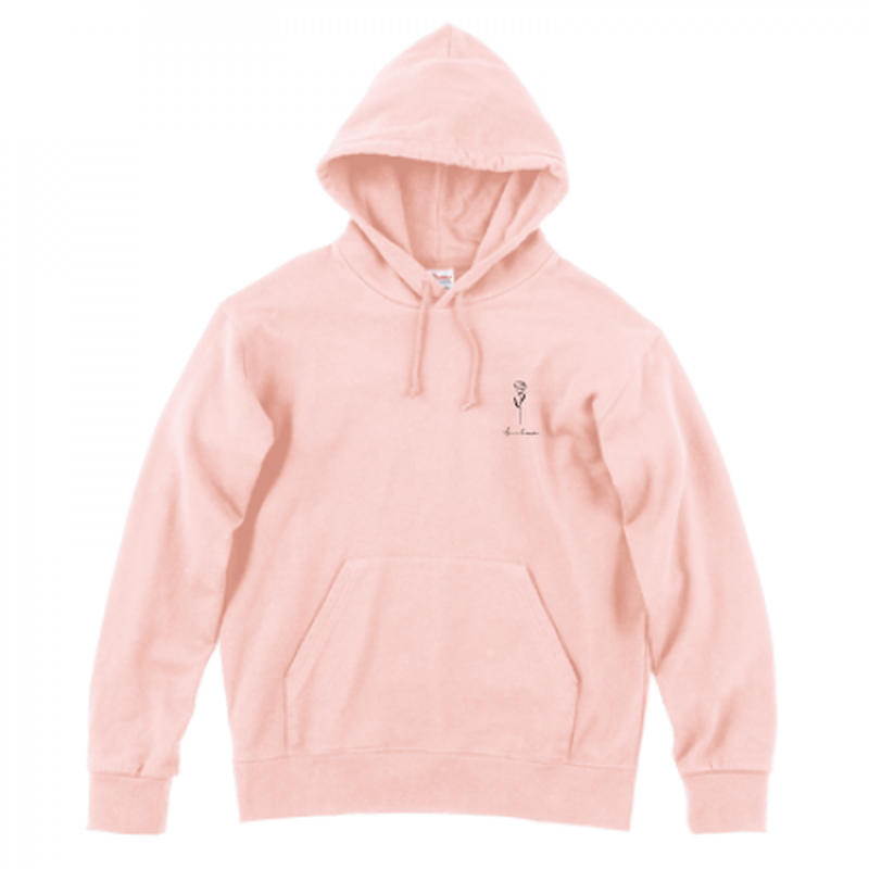 rose pullover(pink)