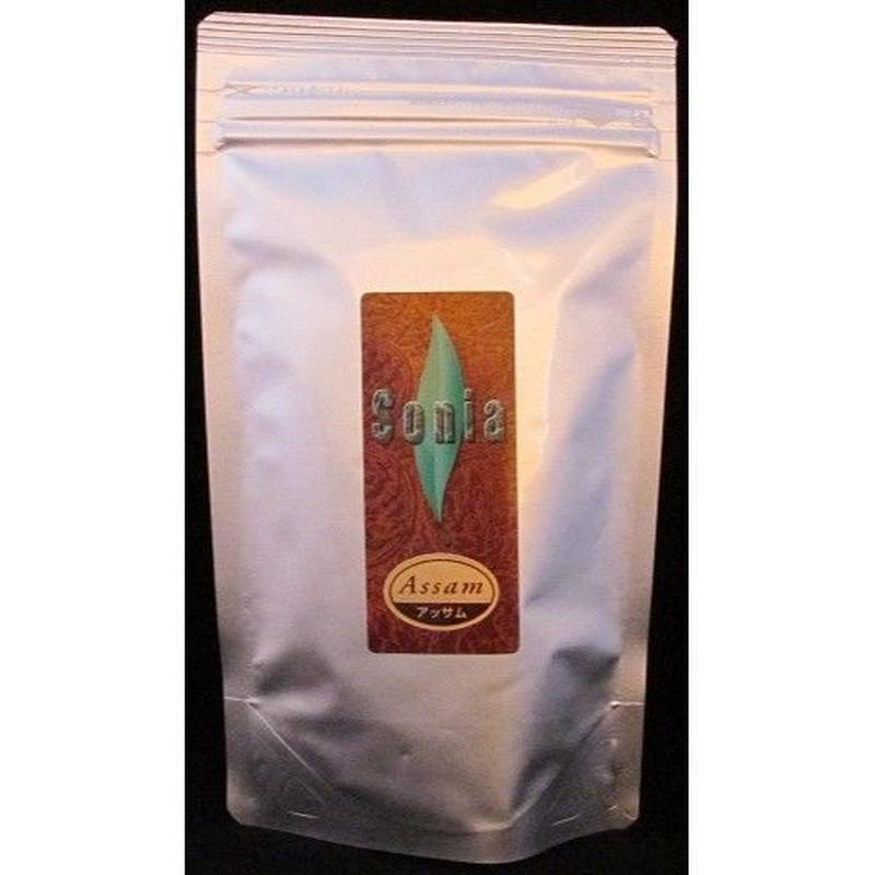 アッサム オーガニック高級紅茶(等級FBOP) 12P  有機JAS認証