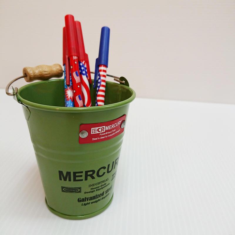 MERCURYミニバケツ