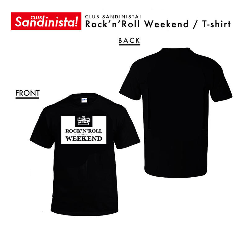 Rock'n'Roll  Weekend Offender / T-SHIRT