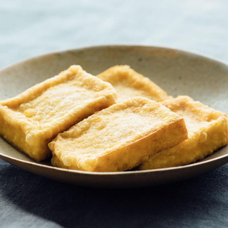 小屋束豆腐[七][揚]