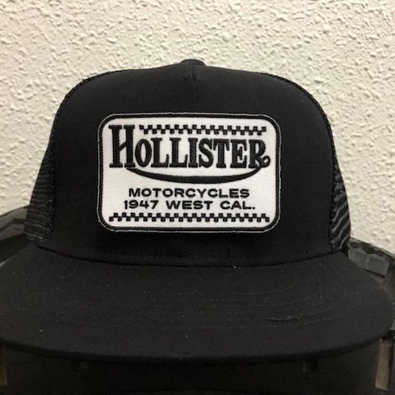 HMC x BLUCO MESH CAP BLK