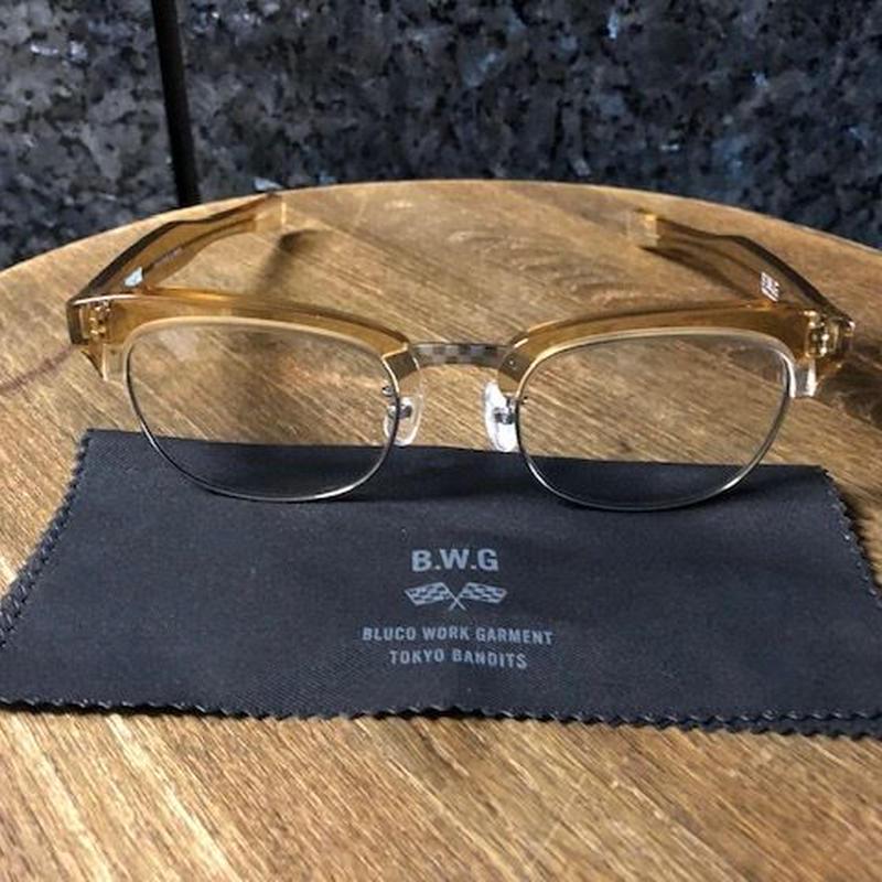 B.W.G GLORY BOX C.GOLD-CLR/調光レンズ
