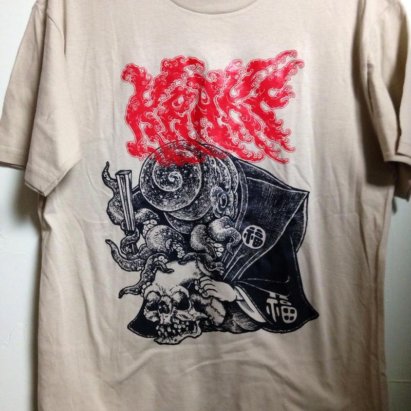 蛸助 T-shirt サンド