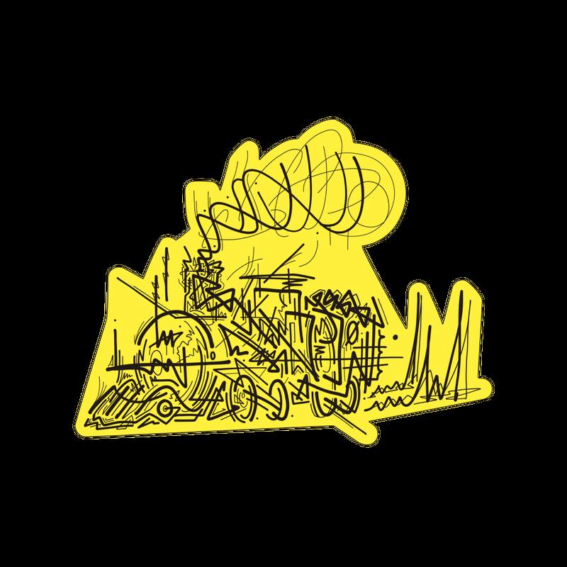 Kroi SL Stickers