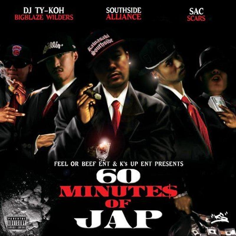 DJ TY-KOH & SAC / 60 MINUTES OF JAP