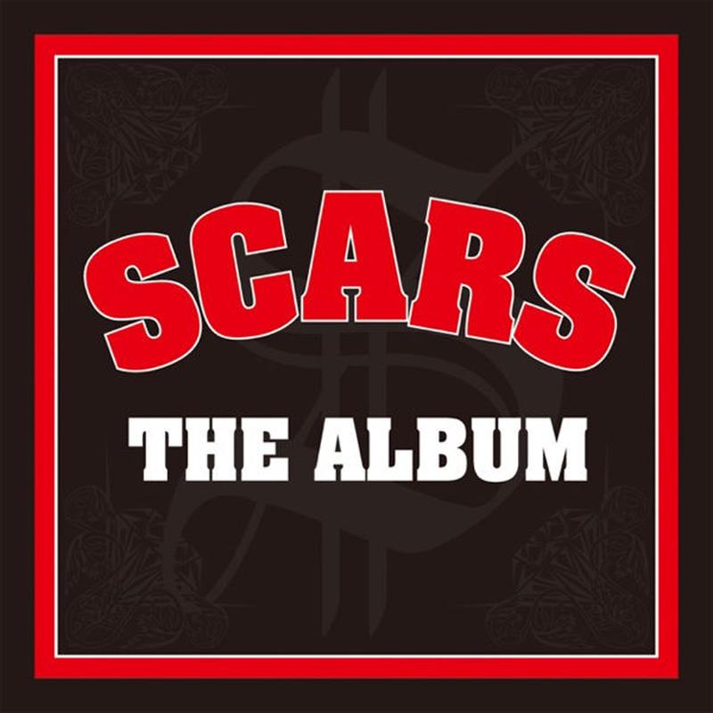 【特典付き】SCARS / THE ALBUM [初回生産盤]