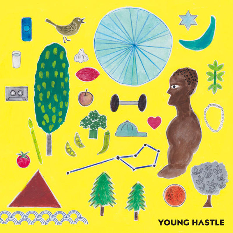 【特典付き】Young Hastle - LOVE HASTLE