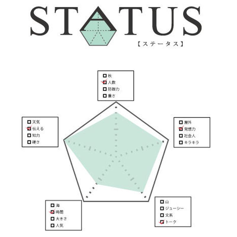 ボードゲーム STATUS