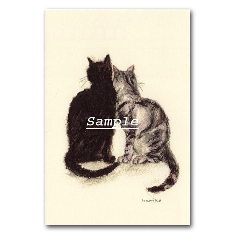 猫ポストカード19