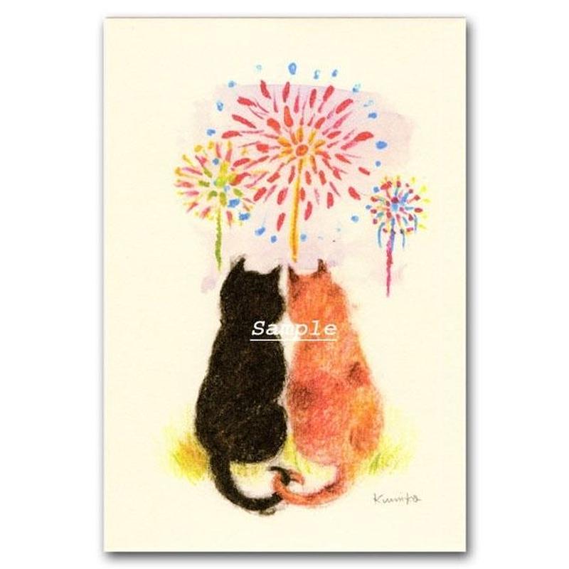 猫ポストカード22