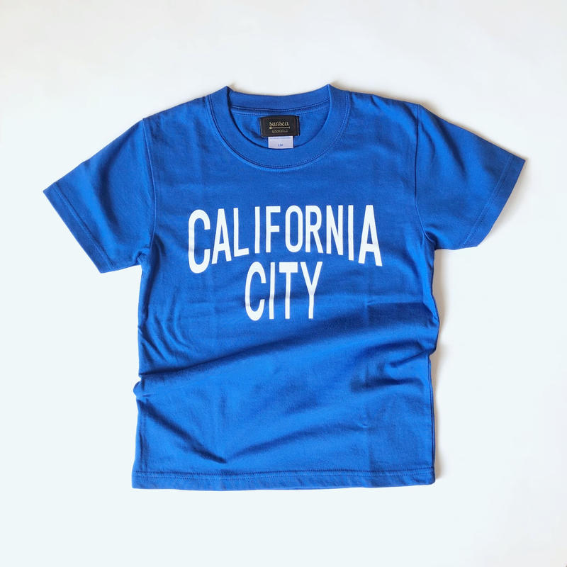 california city  kids ブルー