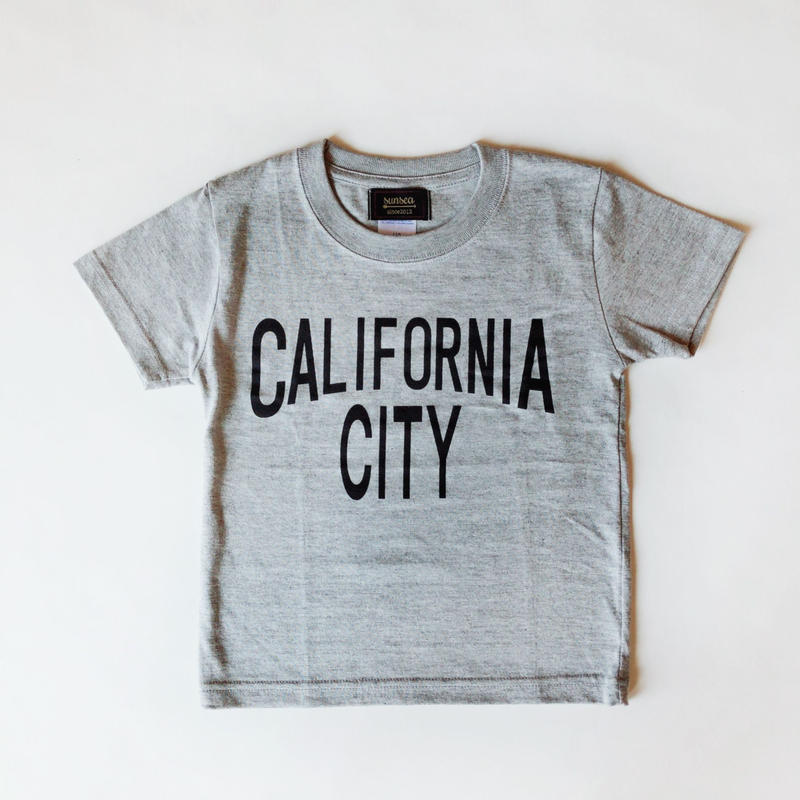california city kids グレー