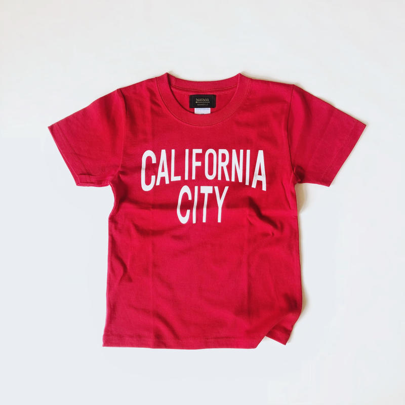 california city  kids レッド