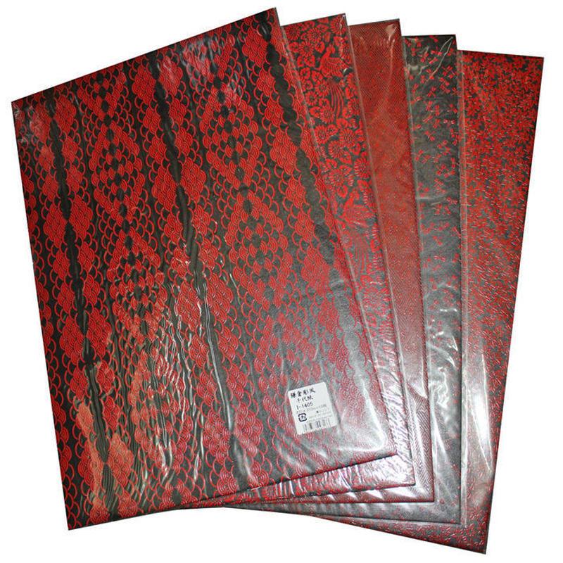 鎌倉彫風千代紙 470×310㎜