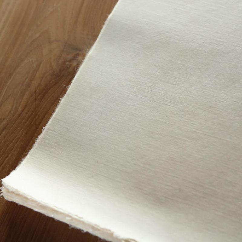 アウトレット品 雁皮紙 薄葉 書道用紙 備中和紙