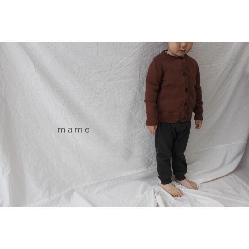 kidsセーター100cm/ブラウン