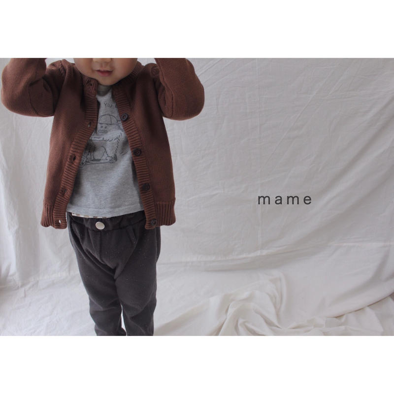 kidsセーター100cm/グレー