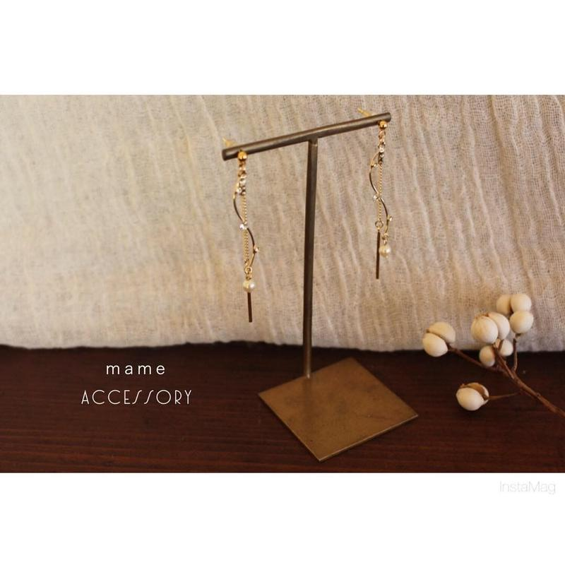 stone・pearl / 16kgp accessory