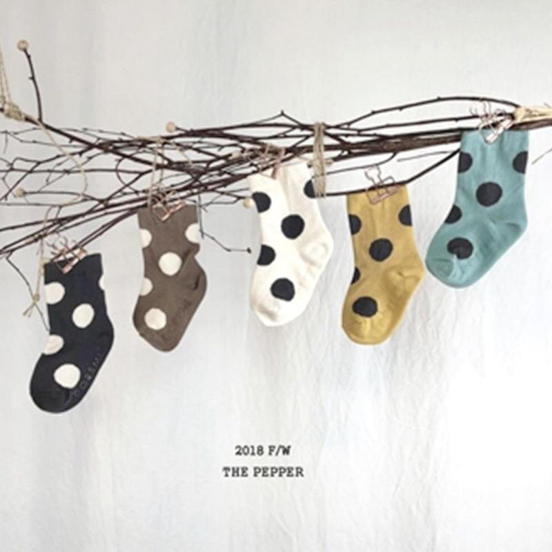DOREMI DOT socks