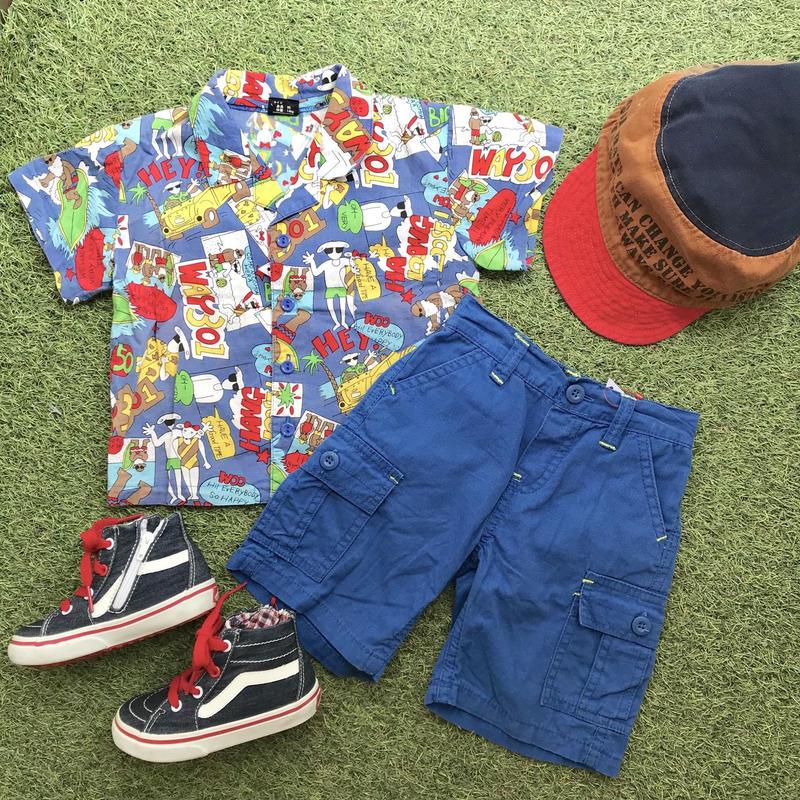 お客様お取置き【used】80'sシャツ
