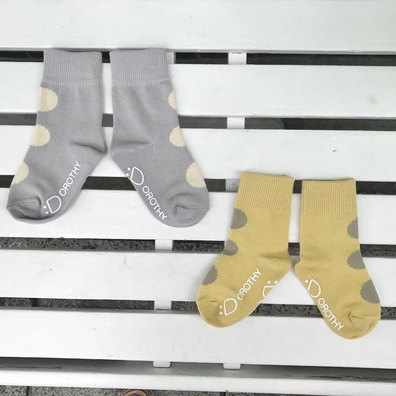 DOROTHY 3circle socks