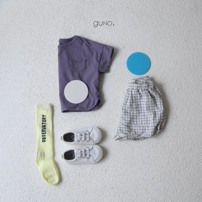 Haruki pocket t(violet m即納)