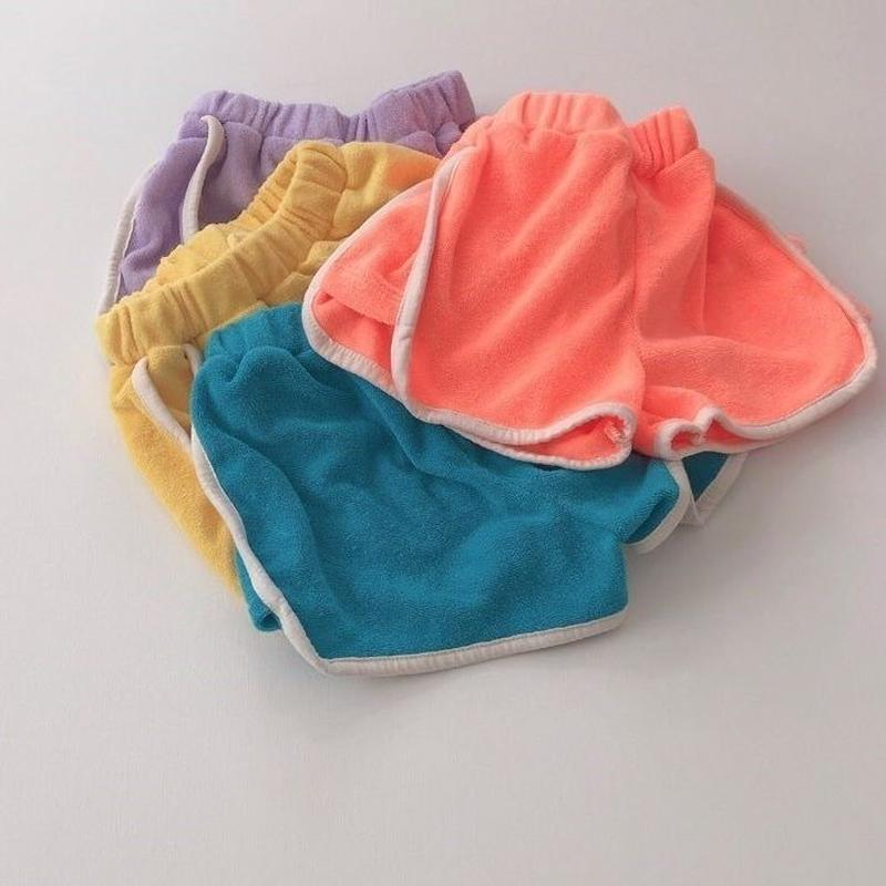 <即納>hola bloomers(orange   m,purple m)
