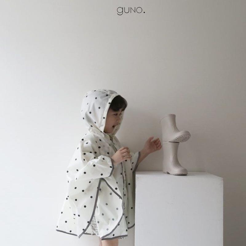 <即納>guno's raincoat(m)