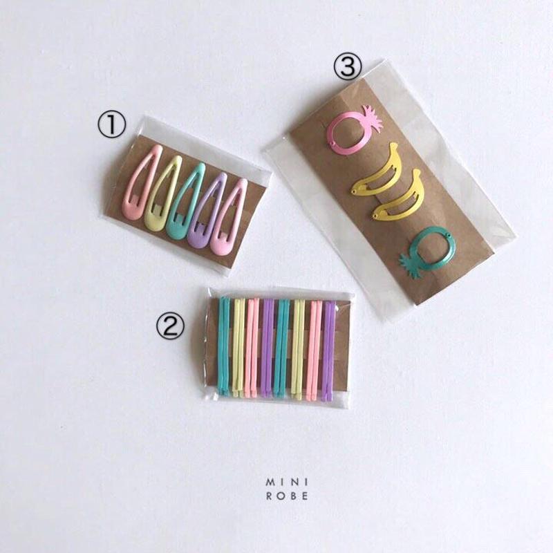 pin set(3 type)