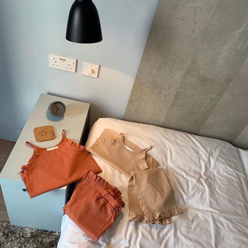 natural linen set