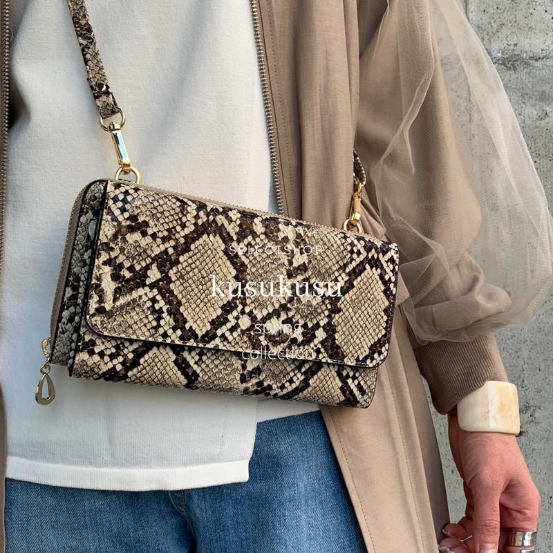 【再入荷】お財布BAG