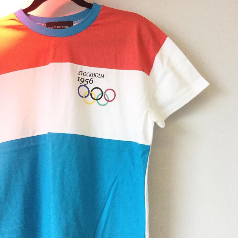 ヴィンテージカラーTシャツ